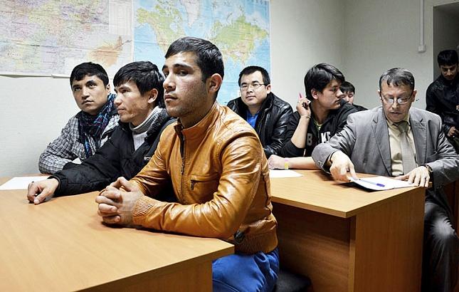 Вышел фильм для мигрантов «В столицу Российской Федерации  назаработки»